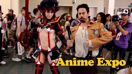 Najlepsze cosplaye na Anime Expo 2016
