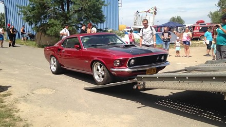 Mustang Fastback, czyli to co tygryski lubią najbardziej