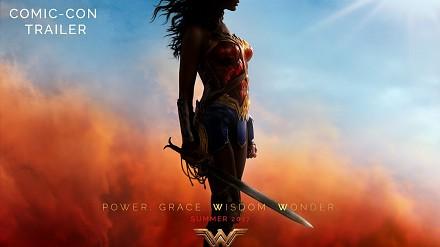 Gal Gadot jako Wonder Woman w solowym filmie