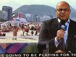 Igrzyska w NBC Sport - złoty medal dla kamerzysty