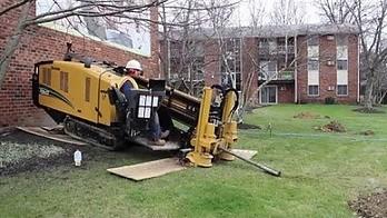 Directional Drilling - kładzenie rur pod ziemią bez rujnowania trawnika