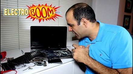 Jak naprawić laptopa - ElectroBoom