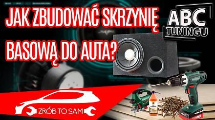 Jak zbudować skrzynię basową do auta? [ABC Tuningu #12]