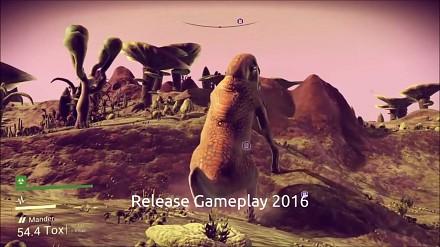 Czym różni się gameplay od produktu finalnego na przykładzie gry No Man's Sky