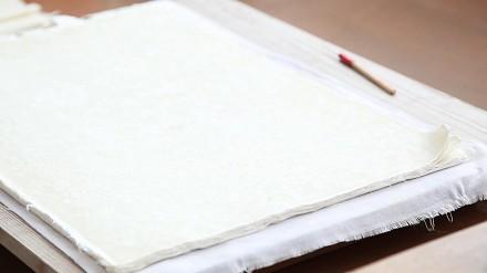 Washi – tradycyjny, ręcznie robiony papier japoński