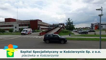 Promocja szpitala w Kościerzynie w rytmach disco polo