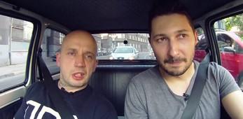 Peja - ikona polskiego rapu - w szczerym wywiadzie w Maluchu