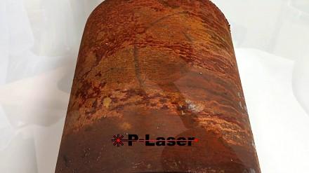 Laserowe oczyszczanie z rdzy