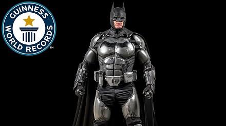 Rekordowy cosplay Batmana