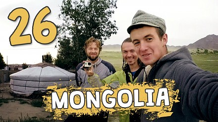 Autostopem przez Demoludy - Mongolia (odc. 26)