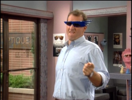Al Bundy kupuje okulary!
