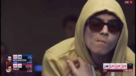 21-letni Polak wygrał w pokera ponad milion euro. W Polsce to wciąż niemożliwe