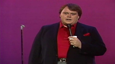 """My Dad Doesn't Like People"" - Louie Anderson"