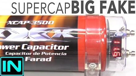 Co jest w środku superkondensatora XCAP 3500 za 38 dolarów
