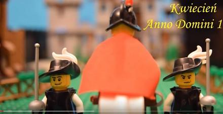 Bitwa Pod Wiedniem odwzorowana za pomocą klocków LEGO