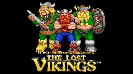 The Lost Vikings | ARHN.EU
