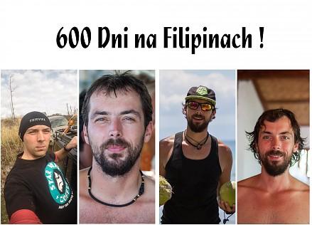 Jak zmienia się człowiek po 600 dniach na Filipinach