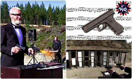 Glockophone music - z detykacją dla Bieńkowskiej