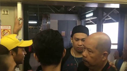 Zabójcze drzwi w pociągu na FIlipinach