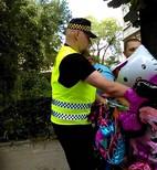 Straż miejska konfiskuje balony dla dzieci
