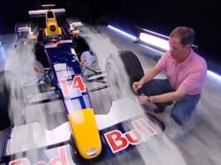 Jak działa aerodynamika w F1?