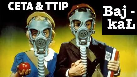 Bajka o CETA i TTIP