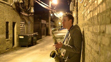 """BEATBoX SAX -""""Stand By Me"""""""