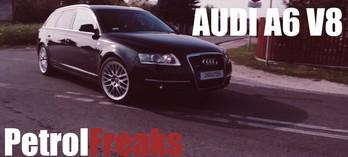 Petrol Freaks testują: Charakterkowe Audi A6 4.2 V8