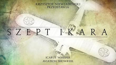 Szept Ikara - niesamowite ujęcia Krzysztofa Niewiadomskiego