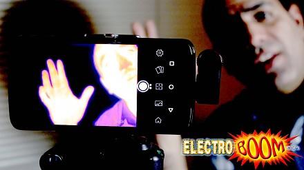 Nasz ulubiony elektryk bawi się kamerką termowizyjną