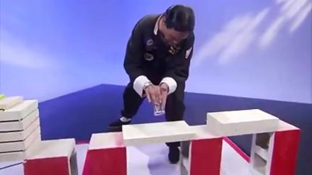 Reporter przypadkiem odkrył sekret kung-fu