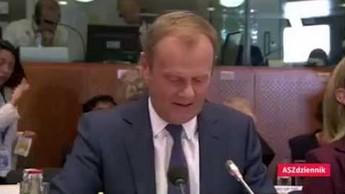 Rozmowy hiszpańsko-polskie feat. Donald Tusk