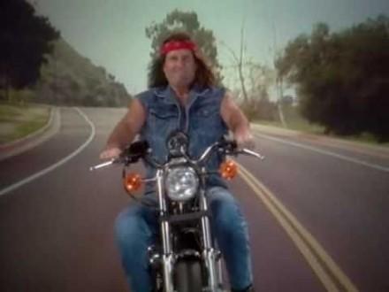 Ciacho na motorze czyli... Al Bundy