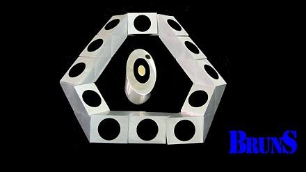 Rubiks węża - kolejne dzieło od inżyniera BrunSa