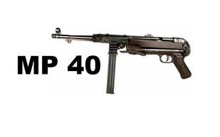 "MP 40 ""Schmeisser"" || Irytujący Historyk"