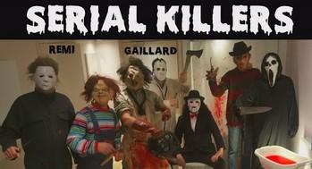 Seryjni zabójcy (REMI GAILLARD)