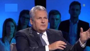 Kwaśniewski opowiada o domówkach