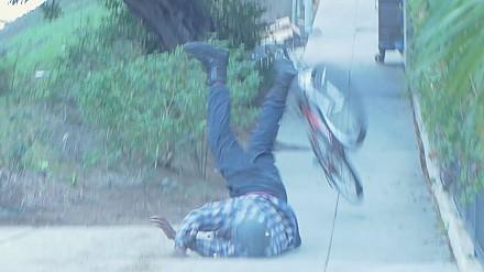 Kara dla złodziei rowerów
