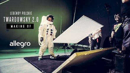 Legendy Polskie. Making of filmu TWARDOWSKY 2.0