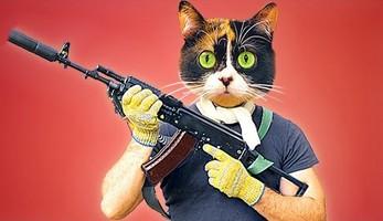 Rozwalanie kłódki strzałem z broni. Czy to wykonalne?