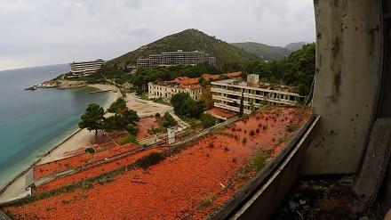 Urbex: Zatoka umarłych hoteli (Kupari, Chorwacja)
