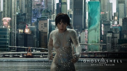 Ghost in the Shell (pełny zwiastun)