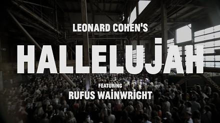 Cover utworu Leonarda Cohena w wersji na 1500 głosów!