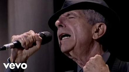 Na pożegnanie mistrza - Leonard Cohen - Hallelujah