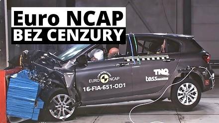 Ile są warte gwiazdki Euro NCAP?