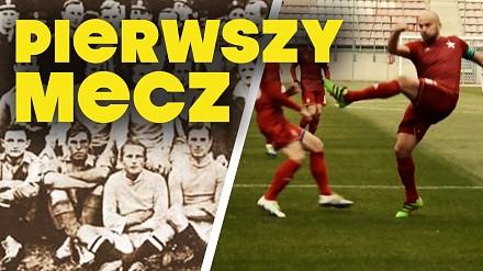 Pierwszy mecz w historii Polski trwał... 6 minut