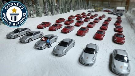 Największa kolekcja samochodzików - Guinness World Records