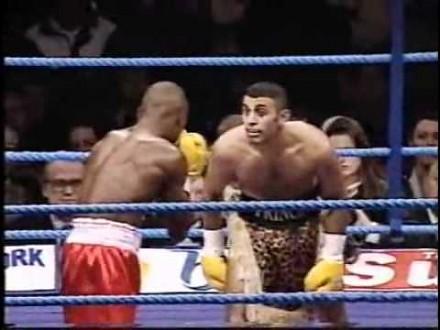 Jeden z najlepszych bokserków - Książe Naseem Hamad
