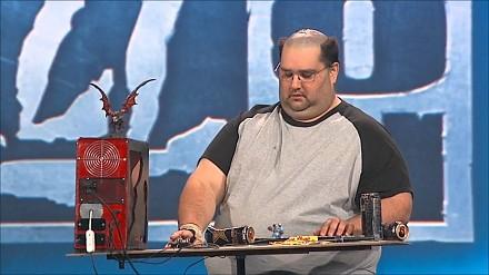 Blizzcon cosplay - przeciętny gracz WoWa