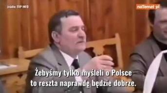 Otake Polske walczyłem  - zdrowie Pana Generała!